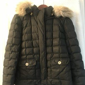 Juicy Couture puffer jacket Size medium